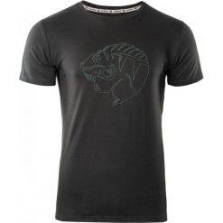 IGUANA Koszulka męska Lanre Duffel Bag r. L. Brązowe koszulki sportowe męskie marki IGUANA, s. Za 79,99 zł.