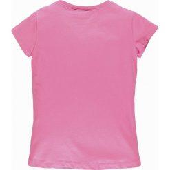 Mek - Top dziecięcy 122-170 (2-Pack). Różowe bluzki dziewczęce Mek, z nadrukiem, z bawełny, z okrągłym kołnierzem. Za 119,90 zł.