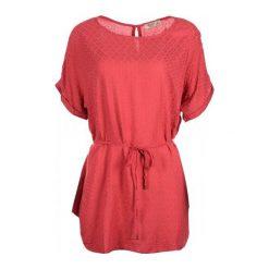 Timeout Bluzka Damska S Czerwona. Czarne bluzki z odkrytymi ramionami marki Fille Du Couturier, z bawełny. Za 163,00 zł.