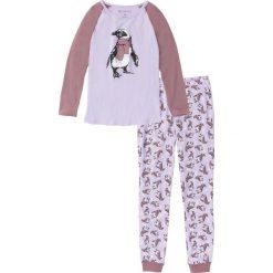 Piżamy damskie: Piżama bonprix fiołkowy bez