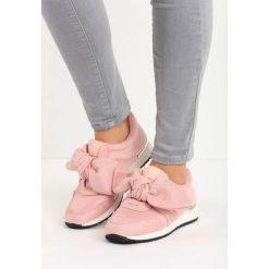 Różowe Buty Sportowe Instruction. Fioletowe buty sportowe damskie marki KALENJI, z gumy, do biegania. Za 59,99 zł.