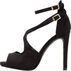 Sandały damskie: New Look SABLE Sandały na obcasie black