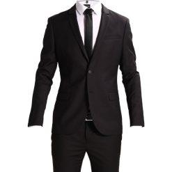 KIOMI Garnitur black. Czarne garnitury marki KIOMI, z materiału. W wyprzedaży za 407,20 zł.