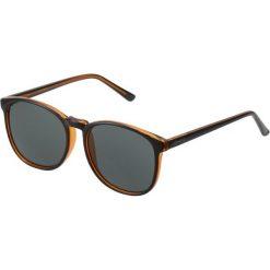 Okulary przeciwsłoneczne męskie aviatory: Komono URKEL Okulary przeciwsłoneczne black clementine