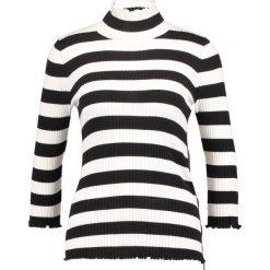 Swetry klasyczne damskie: Sisley Sweter off white
