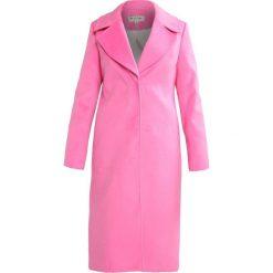 Płaszcze damskie pastelowe: Miss Selfridge Płaszcz wełniany /Płaszcz klasyczny pink