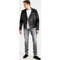 Jeansy męskie regular: Le Temps Des Cerises Jeansy Slim Fit grey
