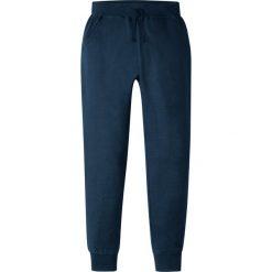 Spodnie dresowe dziewczęce: Spodnie dresowe bonprix ciemnoniebieski