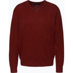 Mc Earl - Sweter męski, czerwony. Czerwone swetry klasyczne męskie Mc Earl, m, z wełny. Za 129,95 zł.