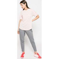 Adidas Performance - Top. Szare topy damskie adidas Performance, l. W wyprzedaży za 99,90 zł.