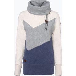 Odzież damska: Ragwear - Damska bluza nierozpinana – Viola Black, niebieski