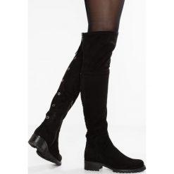Buty zimowe damskie: Unisa ISIDRO Muszkieterki black
