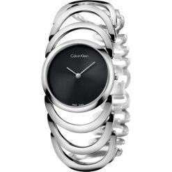 ZEGAREK CALVIN KLEIN Body K4G23121. Czarne zegarki damskie marki Calvin Klein, szklane. Za 1009,00 zł.