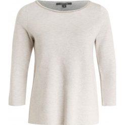 Swetry klasyczne damskie: comma Sweter brown melange