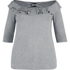 Kopciuszek Seen My Glass Slipper Koszulka damska odcienie szarego. Szare bluzki nietoperze Kopciuszek, xl, z dekoltem w łódkę. Za 74,90 zł.