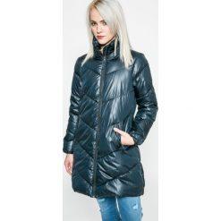 Broadway - Płaszcz. Szare płaszcze damskie marki Mango, l, z elastanu, klasyczne. W wyprzedaży za 229,90 zł.
