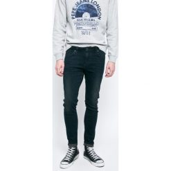 Lee - Jeansy Malone. Niebieskie jeansy męskie skinny Lee. W wyprzedaży za 229,90 zł.