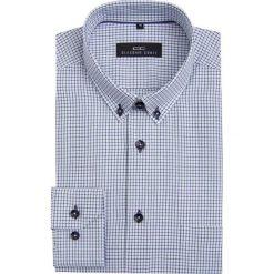 Koszula SIMONE10F KDBS000089. Czarne koszule męskie na spinki marki TOM TAILOR DENIM, l, z bawełny, button down, z długim rękawem. Za 199,00 zł.