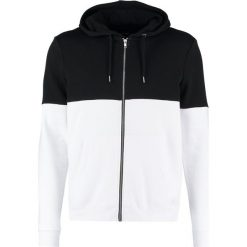 Bejsbolówki męskie: YOURTURN Bluza rozpinana black/white