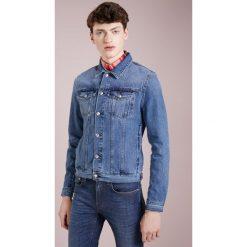 Won Hundred FOURTEEN Kurtka jeansowa blue. Niebieskie kurtki męskie jeansowe marki Reserved, l. W wyprzedaży za 443,60 zł.