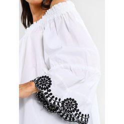 Bluzki asymetryczne: Glamorous Bluzka white/black