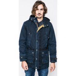 Pepe Jeans - Kurtka Madeira. Niebieskie kurtki męskie jeansowe marki Reserved, l. W wyprzedaży za 699,90 zł.