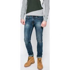 Dickies - Jeansy. Szare jeansy męskie z dziurami marki Dickies, na zimę, z dzianiny. W wyprzedaży za 239,90 zł.