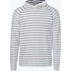 Jack & Jones - Sweter męski, niebieski. Czarne swetry klasyczne męskie marki Jack & Jones, l, z bawełny, z okrągłym kołnierzem. Za 99,95 zł.