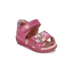 Sandały Dziecko  Agatha Ruiz de la Prada  BOUTICHEK. Szare sandały dziewczęce marki Agatha Ruiz de la Prada. Za 231,20 zł.