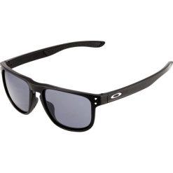 Oakley HOLBROOK  Okulary przeciwsłoneczne matte black/grey. Czarne okulary przeciwsłoneczne damskie lenonki Oakley. Za 599,00 zł.