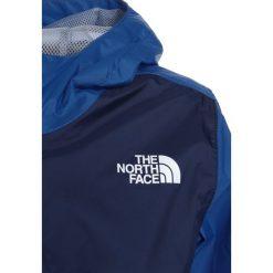 The North Face ZIPLINE Kurtka przeciwdeszczowa turk sea. Niebieskie kurtki dziewczęce przeciwdeszczowe marki The North Face. Za 199,00 zł.