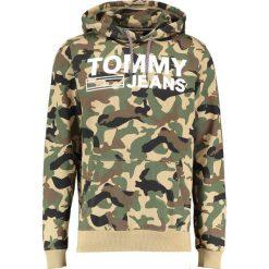 Kardigany męskie: Tommy Jeans Bluza z kapturem camo print