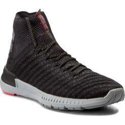 Buty UNDER ARMOUR - Ua Highlight Delta 2 1295731-001 Blk/Rhg/Blk. Czarne buty do biegania męskie Under Armour, z materiału. W wyprzedaży za 399,00 zł.