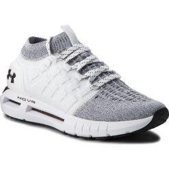 Buty UNDER ARMOUR - Ua Hovr Phantom Nc 3020972-108 Wht. Białe buty do biegania męskie marki Under Armour, z dzianiny. W wyprzedaży za 419,00 zł.