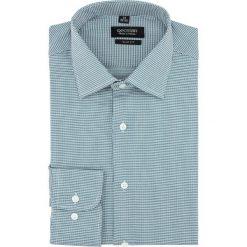 Koszula versone 2812 długi rękaw slim fit zielony. Szare koszule męskie slim marki Recman, na lato, l, w kratkę, button down, z krótkim rękawem. Za 139,00 zł.