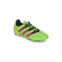 Buty do piłki nożnej adidas  ACE 16.1 FG/AG. Zielone buty skate męskie Adidas, do piłki nożnej. Za 650,30 zł.