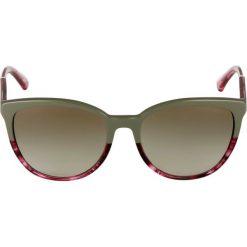 Emporio Armani Okulary przeciwsłoneczne military/pink. Szare okulary przeciwsłoneczne damskie lenonki Emporio Armani. Za 509,00 zł.