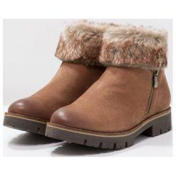 Buty zimowe damskie: Caprice Botki nut