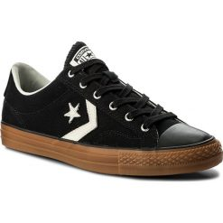 Trampki męskie: Trampki CONVERSE - Star Player Ox 159741C Black/Egret/Honey