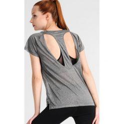 Nike Performance Koszulka sportowa anthracite/heather. Szare t-shirty damskie Nike Performance, xs, z poliesteru. W wyprzedaży za 125,30 zł.