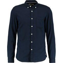 Koszule męskie na spinki: TOM TAILOR DENIM FITTED PICQUÉ Koszula black iris blue