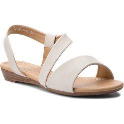 Sandały damskie: Sandały JENNY FAIRY – WS1018-1A Bezowy 1