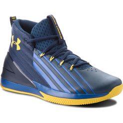 Buty UNDER ARMOUR - Ua Lockdown 3 3020622-400 Nvy. Niebieskie buty fitness męskie Under Armour, z materiału. W wyprzedaży za 259,00 zł.