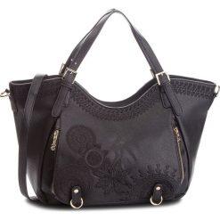 Torebka DESIGUAL - 18WAXPB5 2000. Czarne torebki klasyczne damskie Desigual, ze skóry ekologicznej. Za 349,90 zł.