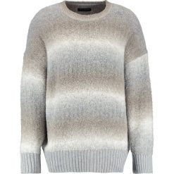 Kardigany męskie: AllSaints IKARUS CREW Sweter taupe marl