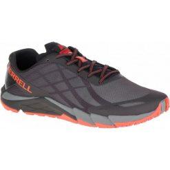 Buty do biegania męskie: Merrell Męskie Buty Do Biegania Bare Access Flex Black 7,5 (41,5)