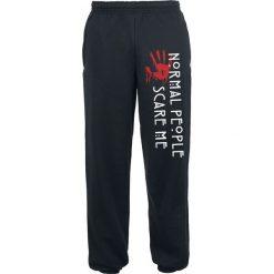 Spodnie dresowe męskie: American Horror Story Normal People Spodnie dresowe czarny