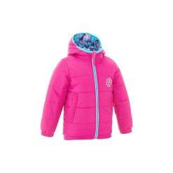 Kurtka narciarska WARM Reverse. Czerwone kurtki dziewczęce marki Reserved, z kapturem. W wyprzedaży za 89,99 zł.