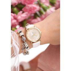 Zegarki damskie: Biały Zegarek Be Yourself
