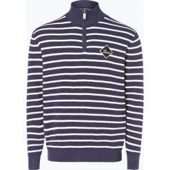 Swetry męskie: Andrew James Sailing – Sweter męski, czarny